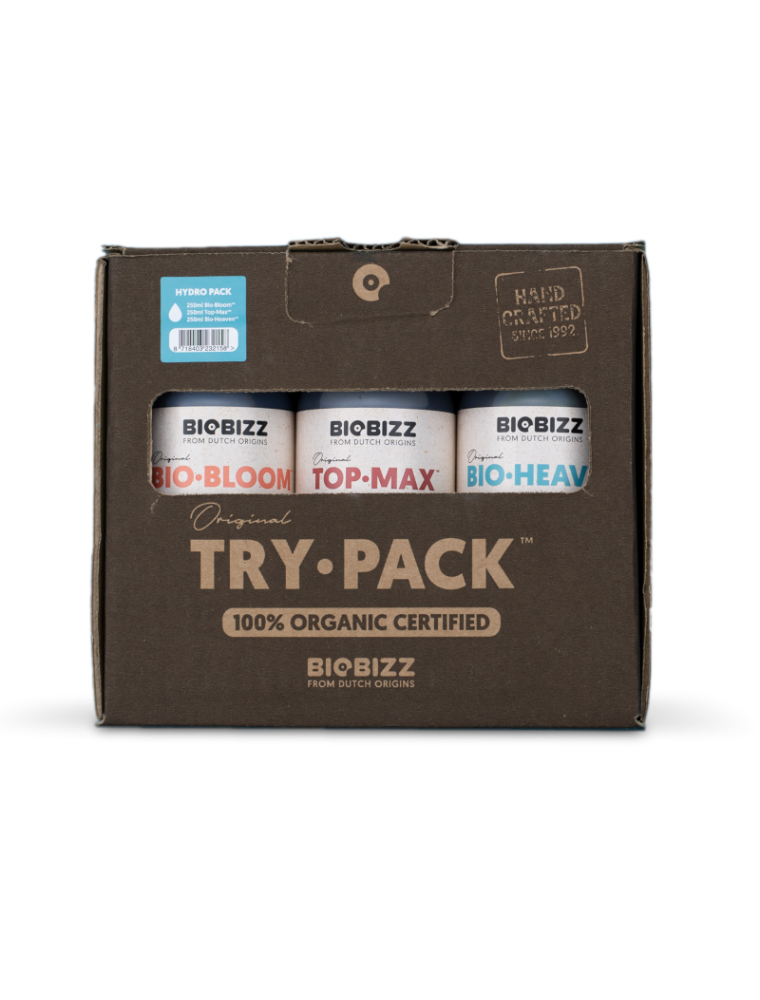 Try-Pack Hydro Biobizz